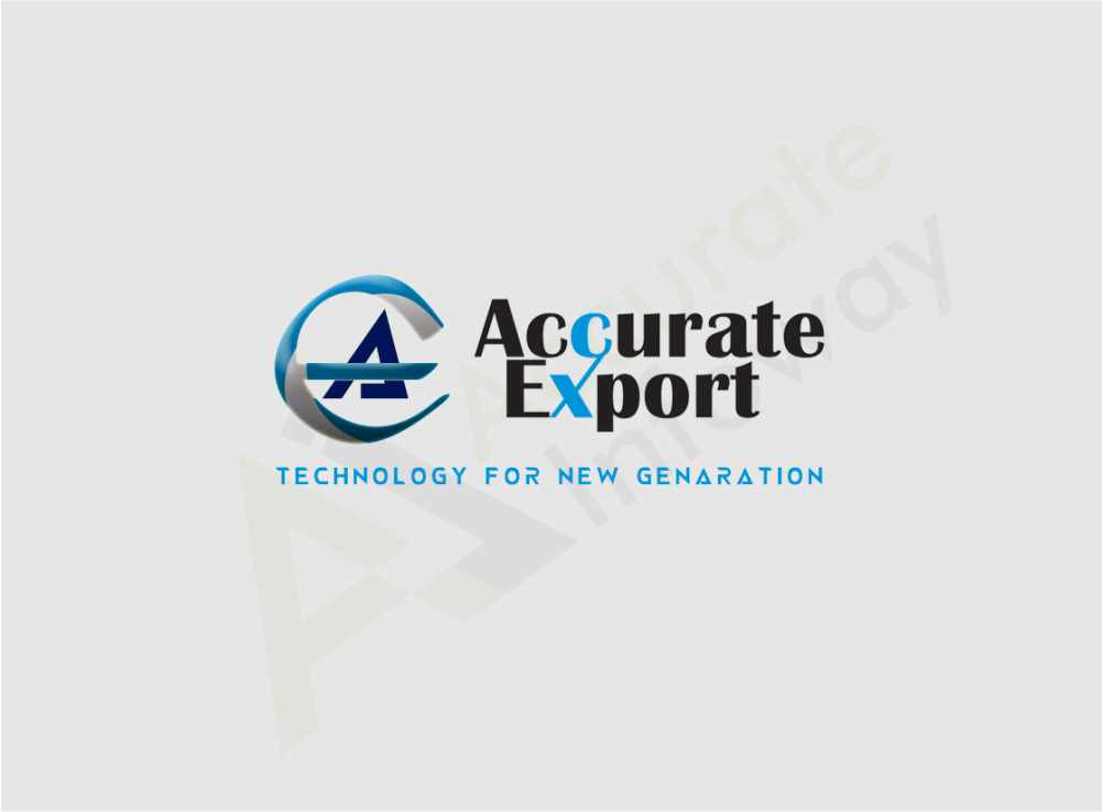 accurate-export logo
